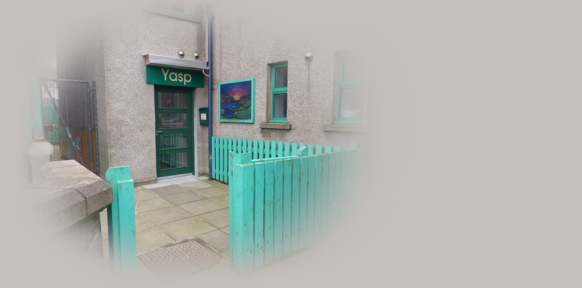 Yasp entrance image